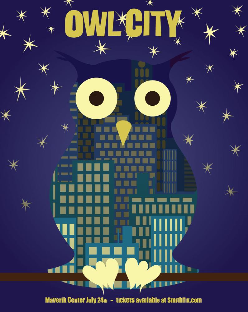 Owl City by FostersFan-Imp on DeviantArt Of June Owl City