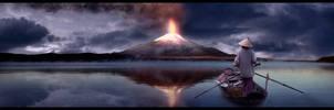 Fury of Fuji by MachiavelliCro