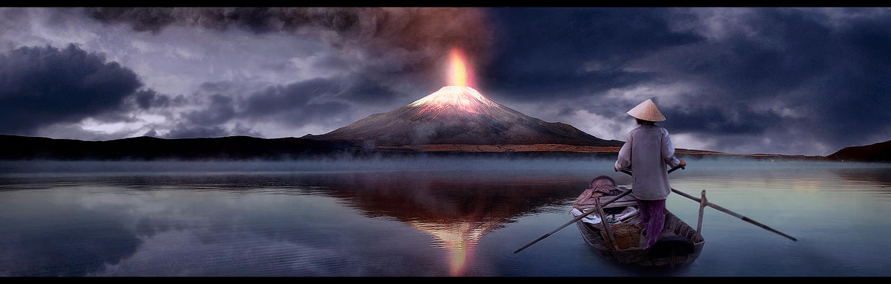 Fury of Fuji by MachiavelliCro