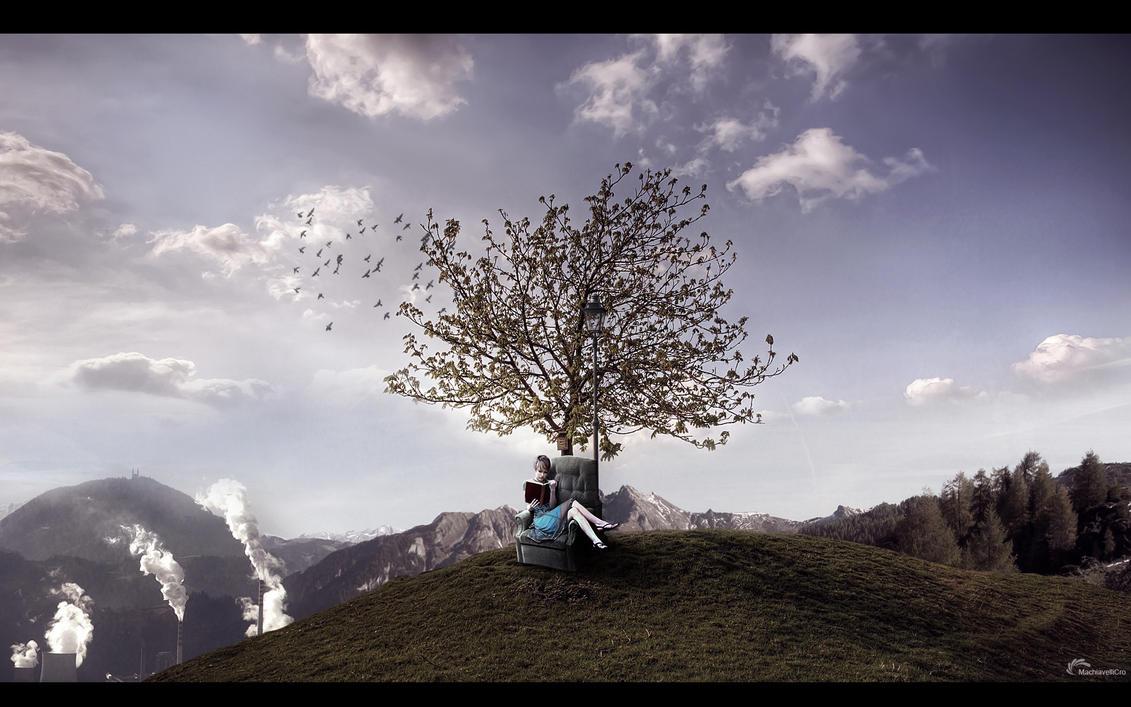 Breath of fresh air by MachiavelliCro