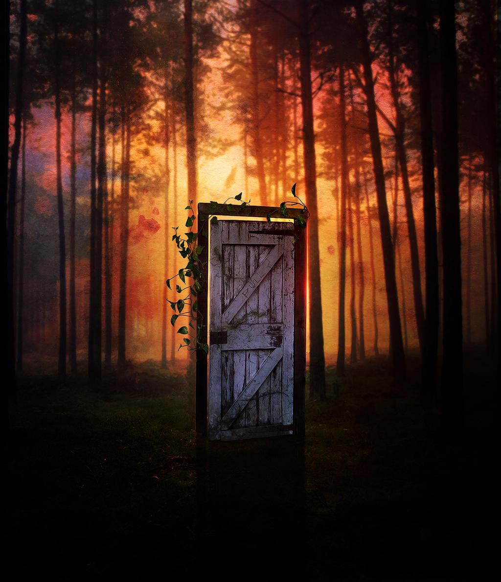 The Door by MachiavelliCro