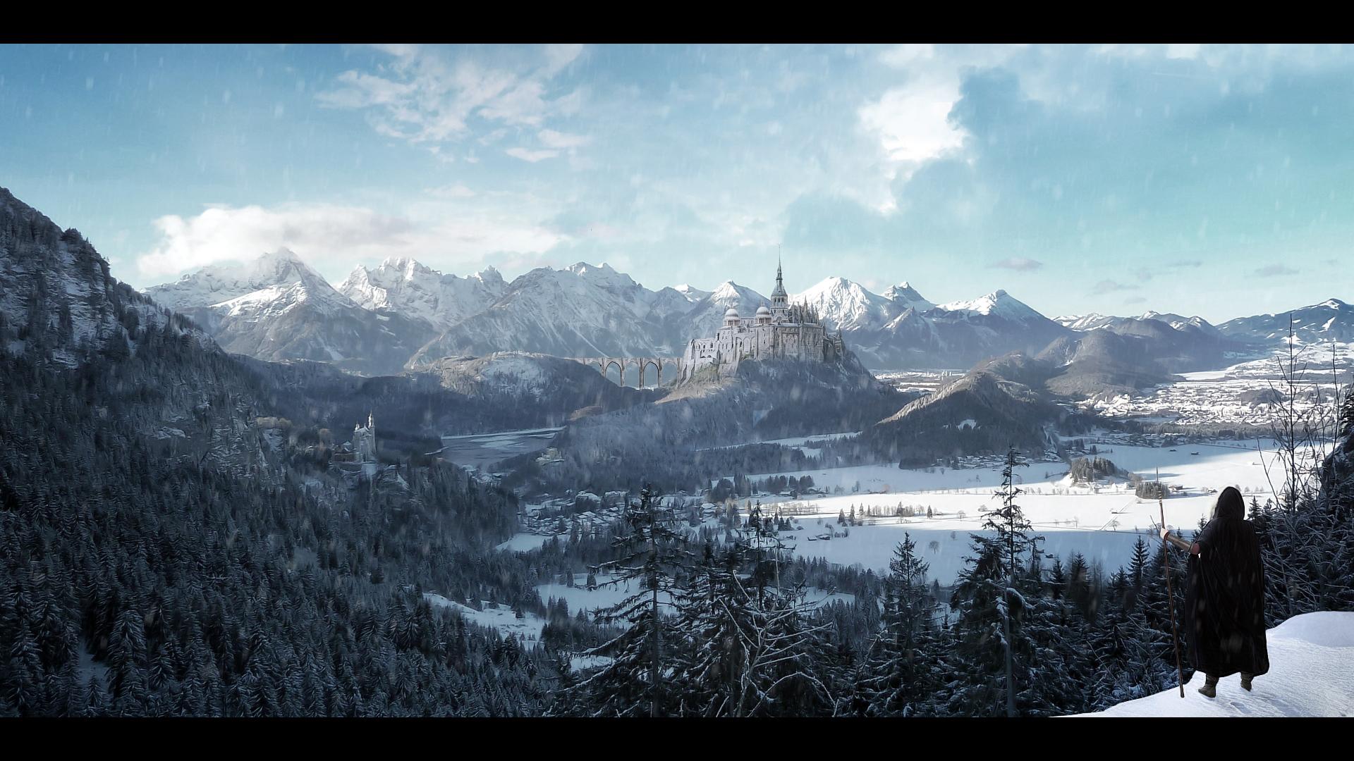 Winterway by MachiavelliCro