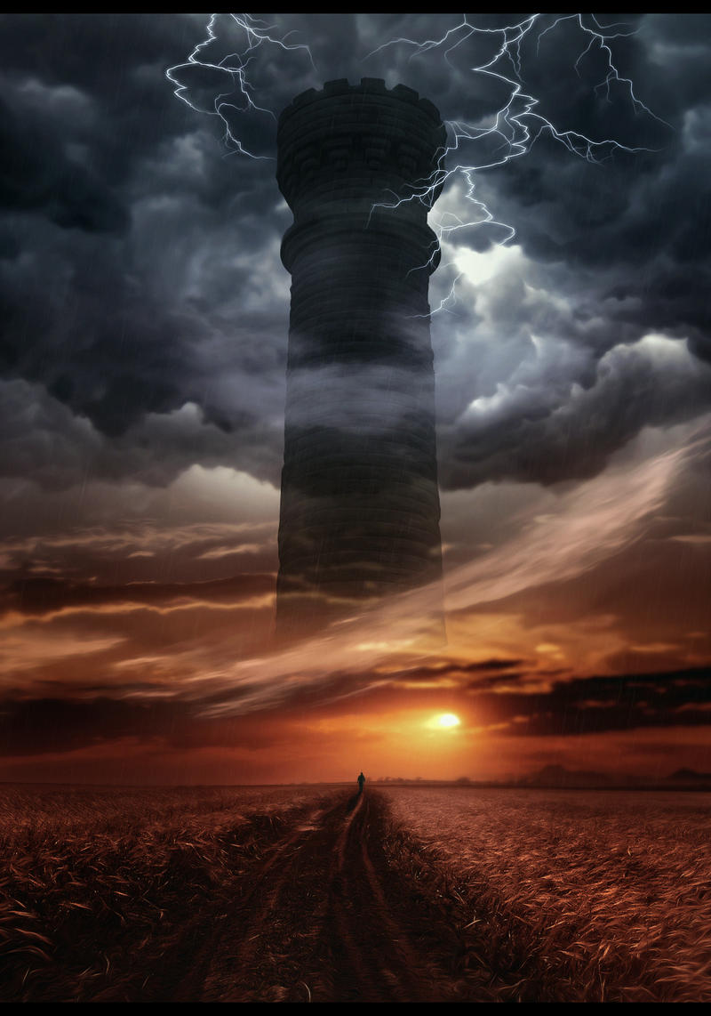 The Dark Tower II by MachiavelliCro on DeviantArt
