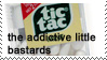 TicTac stamp by TheAmazingLadyShoe