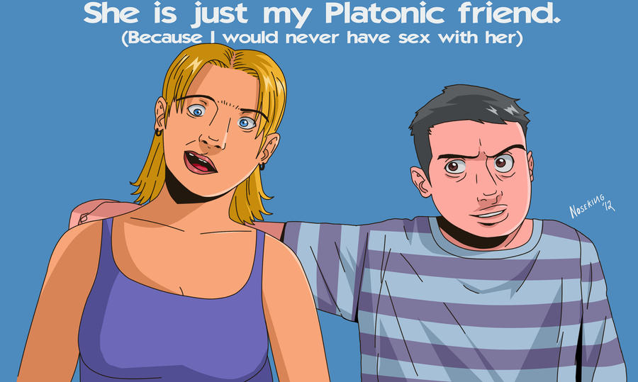 Personals for platonic friends