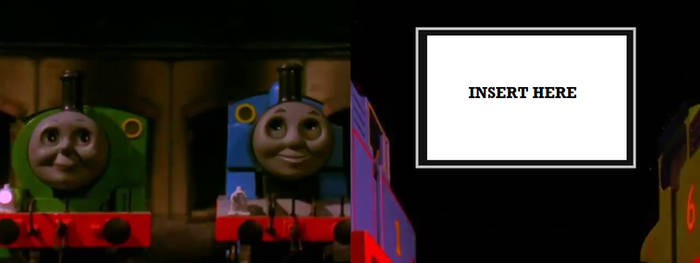 Thomas and Percy Watches Template