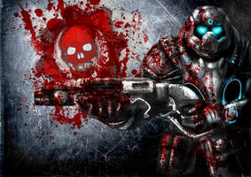 Gears of War. by UltimaFatalis