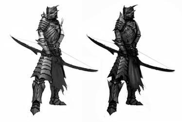 Armour of the Owl by UltimaFatalis