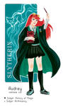 i'm a slytherin