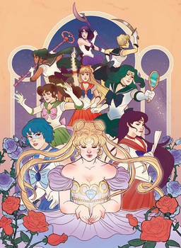 sailor moon v1
