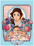 belle fangirl tea