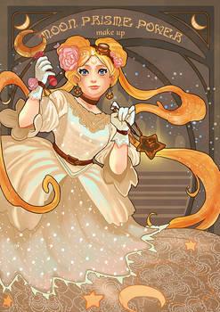 Princesse serenity steampunk