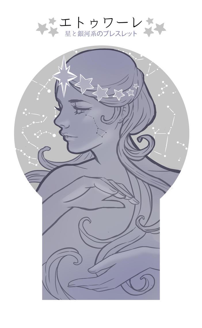 Stars by audreymolinatti