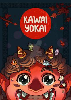 Yokai kawai artbook  pre order