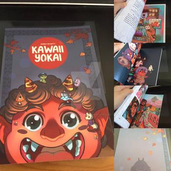 yokai artbook