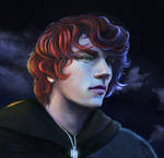 Kvothe The Bard - Detail