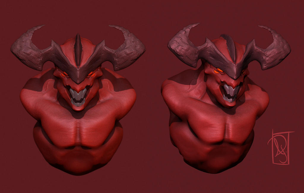 3D-mon by Chokorroll