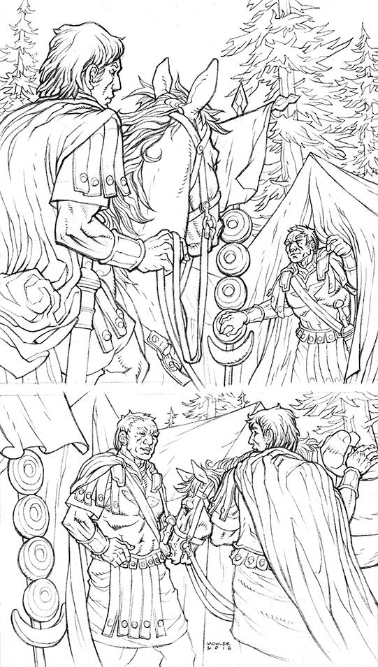Caesar and the Battle of Alesia Page 02