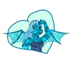 Cailea the Water Draik