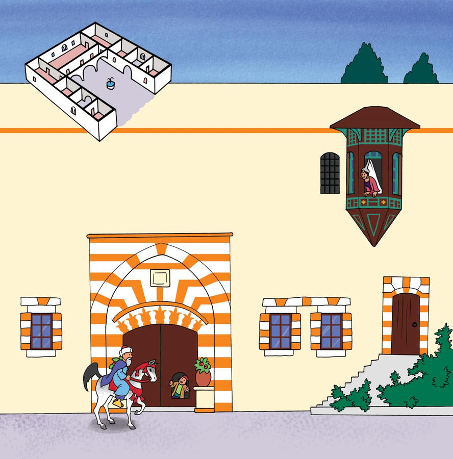 Maisons du Liban - palais by Majnouna