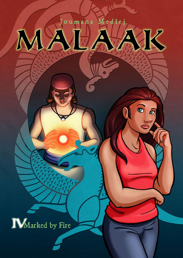 Malaak IV cover by Majnouna