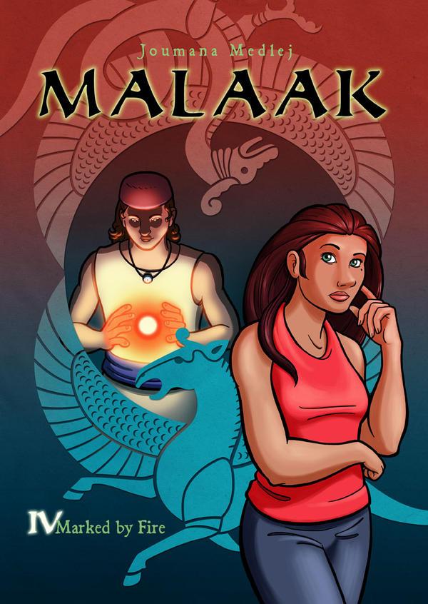 Malaak IV cover by Majnouna