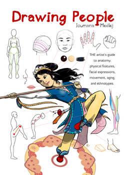 Drawing People tutorial book