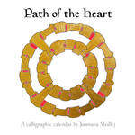 Path of the Heart calendar