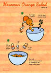 Quick food: Moroccan orange salad