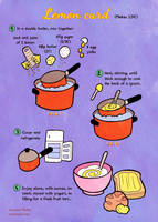 Quick food: Lemon curd by Majnouna