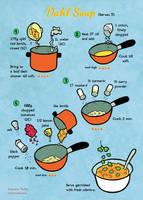 Quick food: Dahl soup by Majnouna