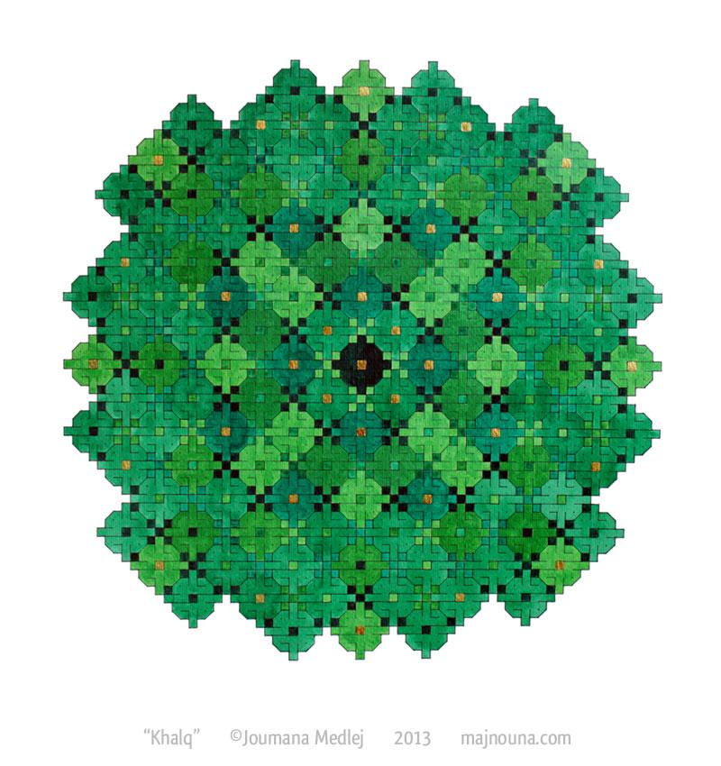 Genesis by Majnouna