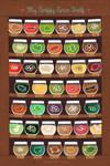 My Spiffy Spice Shelf