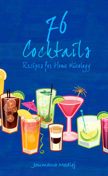 76 Cocktail Recipes ebook