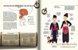 Hmong spread 1 by Majnouna