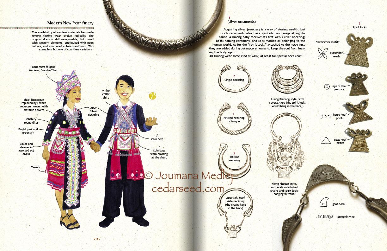 Hmong spread 5 by Majnouna