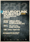 Neurofunk vs Dubstep