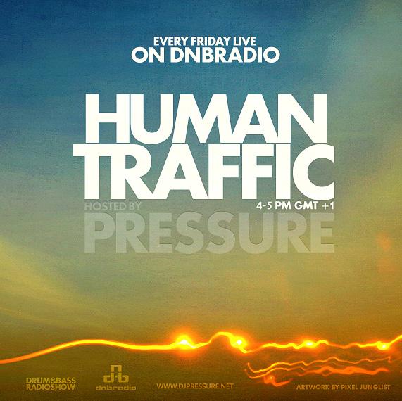 Human Traffic - II Edition by pixel-junglist