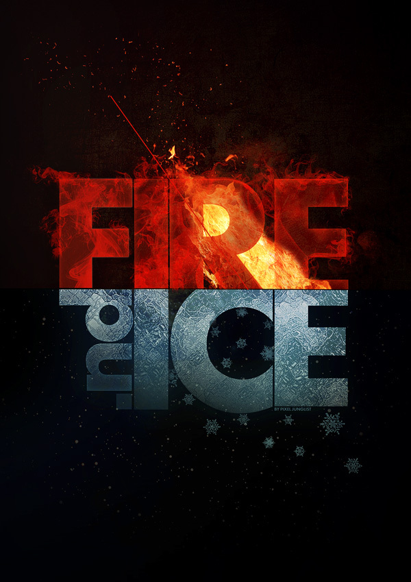 Fire .nd Ice by pixel-junglist