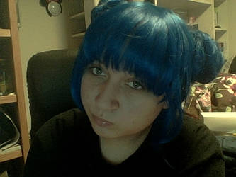 Mint Tokyo Mew Mew Wig by MemoSama