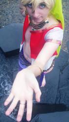 A Helping Hand by MemoSama