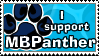MBPanther Stamp by MBPanther