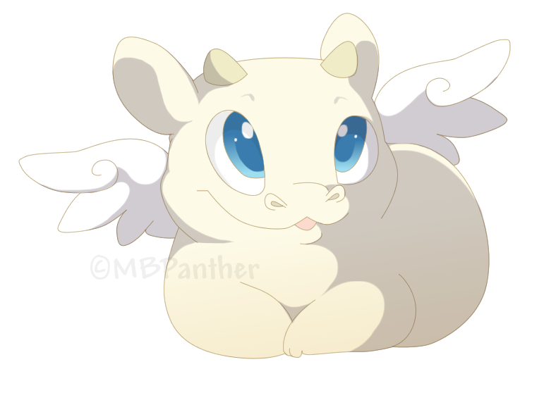 Moo? by MBPanther