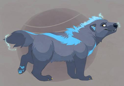 Skunk Bear -GA-