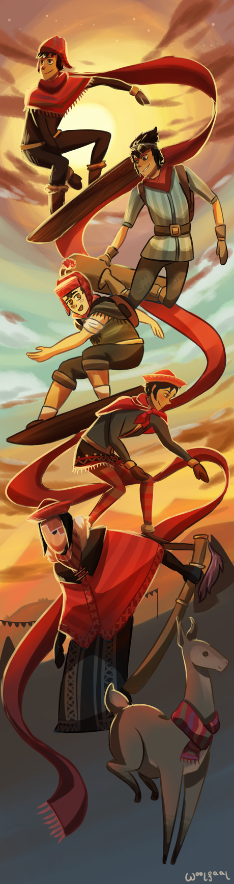 Alto's Adventure by Wolfaal