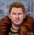 Cullen Pratt or Chris Rutherford by AlinaLipina