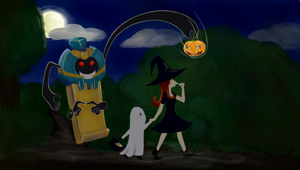 Halloween2013 by AliseCullen