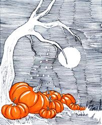 Pumpkins by AliseCullen