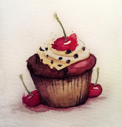 Cupcake by AliseCullen