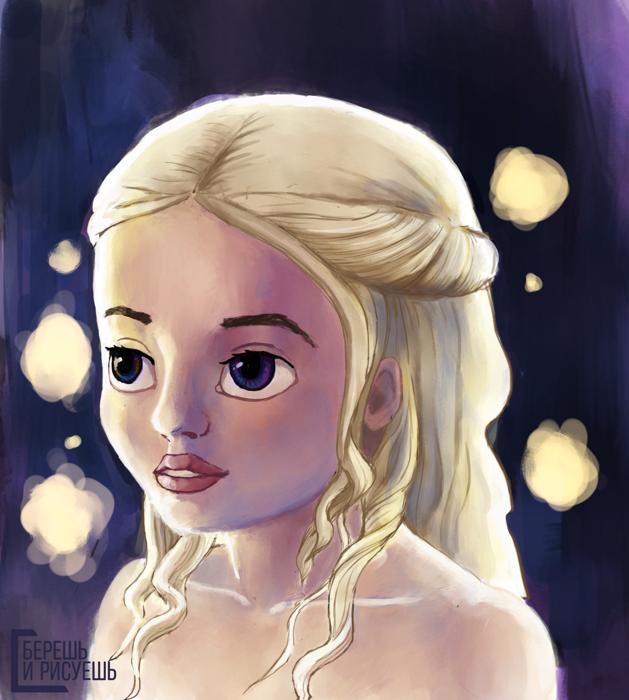 Daenerys by AliseCullen